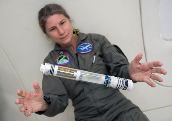 Anna-Lisa Paul (Source: NASA)